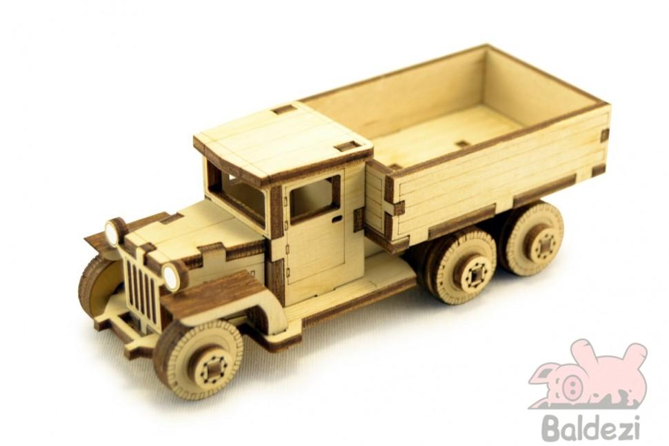 Конструктор-грузовик ЗИС 5В