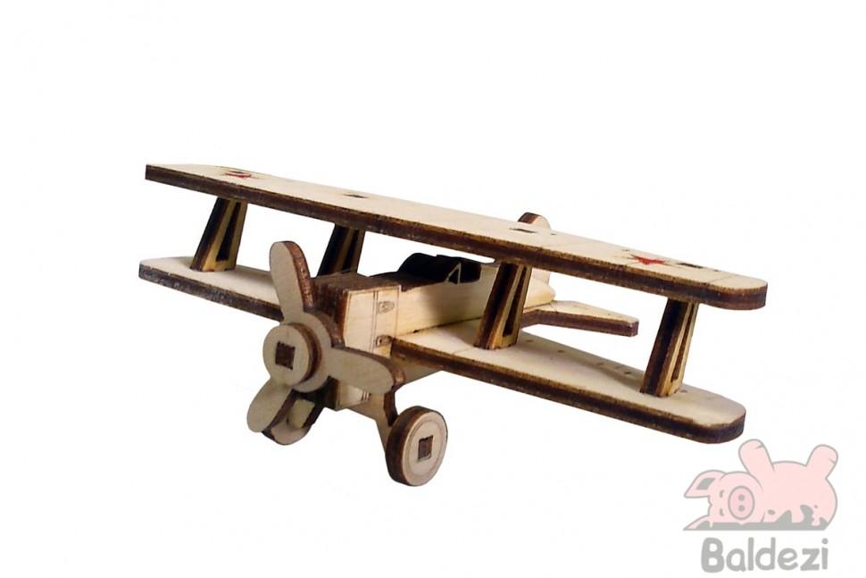 Конструктор-самолет У-2