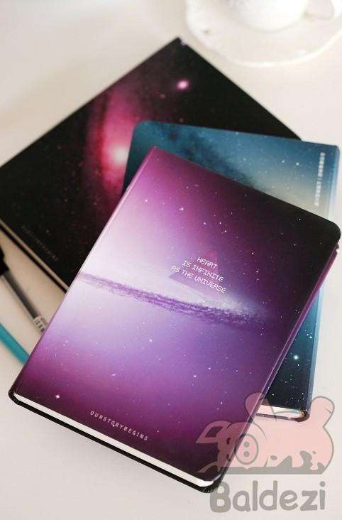Записная книжка Space