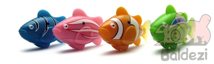 Рыбка Robo