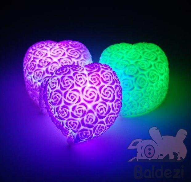LED-свеча Heart